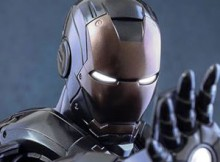 Hot Toys MMS 282 The Avengers – Iron Man Mark VII (Stealth Mode Version)