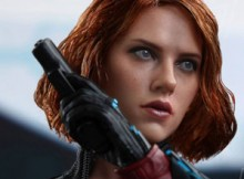 Hot Toys MMS 288 Avengers : Age of Ultron – Black Widow