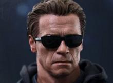 Hot Toys MMS 307 Terminator : Genisys - T:800 Guardian