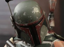 Hot Toys MMS 312 Star Wars IV - Boba Fett