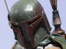 Hot Toys MMS 313 Star Wars IV - Boba Fett (Deluxe Version)