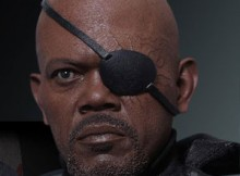 Hot Toys MMS 315 Captain America : TWS - Nick Fury