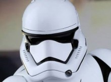 Hot Toys MMS 317 Star Wars : TFA - FO Stormtrooper