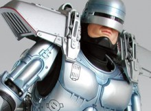 Hot Toys MMS 32 Robocop 3 - with Flight Pack Version