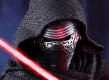Hot Toys MMS 320 Star Wars : TFA - Kylo Ren