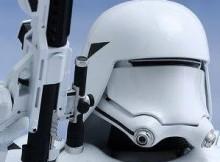 Hot Toys MMS 321 Star Wars : TFA - FO Snowtrooper