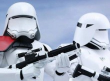 Hot Toys MMS 323 Star Wars : TFA - FO Snowtroopers Set