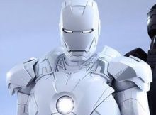 Hot Toys MMS 329 The Avengers - Iron Man Mark VII (Sub-Zero)