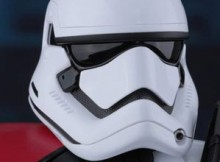 Hot Toys MMS 334 Star Wars : TFA - FO Stormtrooper Officer