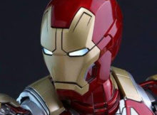 Hot Toys MMS 340 Iron Man 3 - Mark XLII