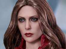 Hot Toys MMS 357 Avengers : AOU - Scarlet Witch