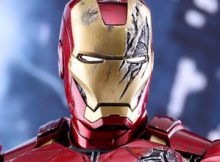 Hot Toys MMS 378 D17 The Avengers - Iron Man Mark VI