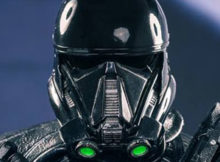 Hot Toys MMS 385 Star Wars : Rogue One - Death Trooper (Specialist)
