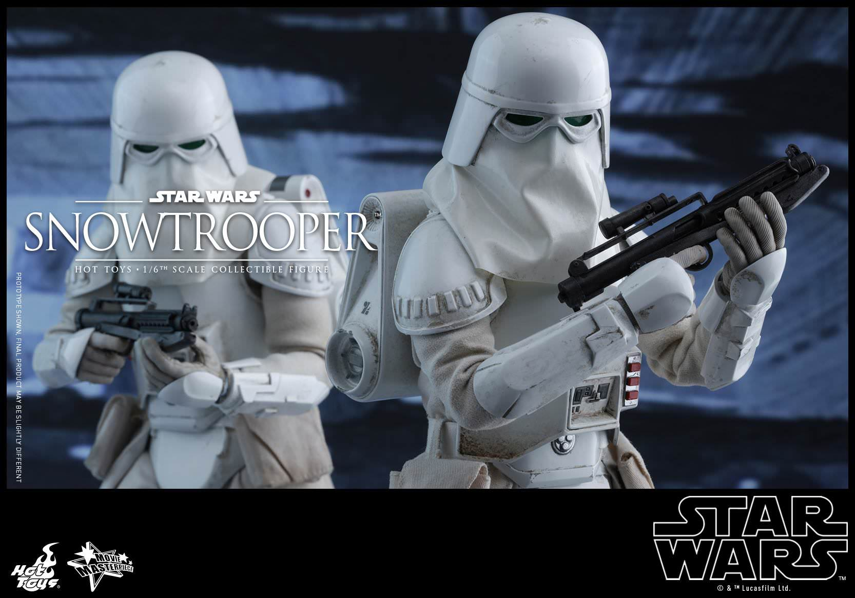 Hot Toys MMS397 Snowtrooper Pants Episode V The Empire Strikes Back