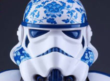 Hot Toys MMS 401 Star Wars Stormtrooper (Porcelain Pattern Version)