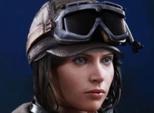 Hot Toys MMS 405 Star Wars : Rogue One - Jyn Erso (Deluxe Version)