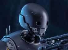 Hot Toys MMS 406 Star Wars : Rogue One - K-2SO