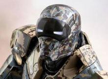 Hot Toys MMS 415 Iron Man 3 - Mark XXIII Shades Armor