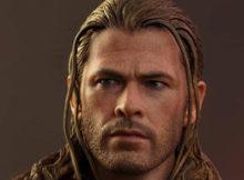 Hot Toys MMS 416 Thor : Ragnarok - Roadworn Thor