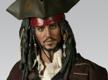 Hot Toys MMS 42 POTC 3: At World's End – Jack Sparrow