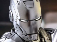 Hot Toys MMS 431 D20 Iron Man – Mark II
