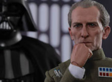 Hot Toys MMS 434 Star Wars IV - Grand Moff Tarkin & Darth Vader