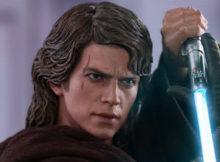 Hot Toys MMS 437 Star Wars III : ROTS - Anakin Skywalker