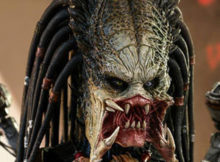 Hot Toys MMS 443 Aliens VS Predator : Requiem - Wolf Predator
