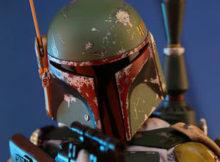 Hot Toys MMS 463, 464 Star Wars V : ESB - Boba Fett