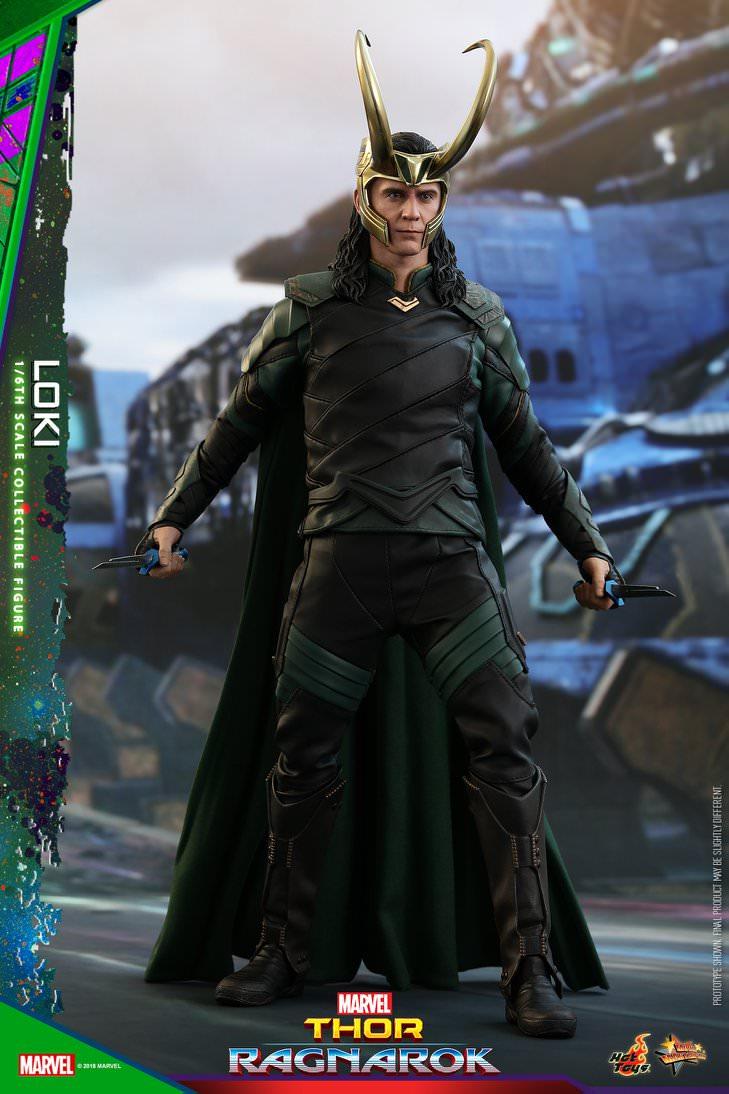Hot Toys Mms 472 Thor Ragnarok Loki Hot Toys Complete Checklist
