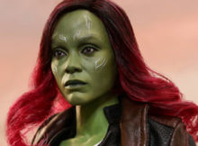 Guardians of the Galaxy 2 Gamora One Sixth Scale
