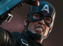Marvel Captain America Concept Version One Sixth Scale Figure