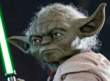 Star Wars IV Yoda Sixth Scale Figure