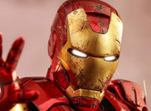 Avengers Iron Man Mark VII One Sixth Scale Figure