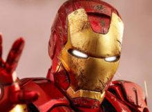 Avengers Iron Man Mark VII One Sixth Scale Figure