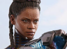 Black Panther Shuri One Sixth Scale Figure