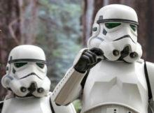 Star Wars Stormtrooper Deluxe Version One Sixth Scale Figure