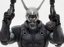 Hot Toys MMS 52 Appleseed Saga Ex Machina - Briareos Hechatonchires