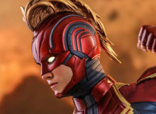 Captain Marvel One Sixth Scale