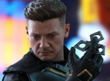 Avengers Endgame Hawkeye Deluxe Version One Sixth Scale