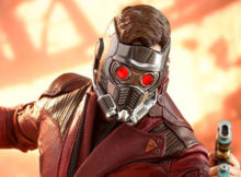 Avengers Infinity War Star-Lord One Sixth Scale