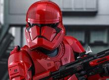 Star Wars - Rise of Skywalker : Sith Trooper Sixth Scale Figure