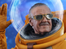 Guardians of the Galaxy Vol 2 Stan Lee One Sixth Scale