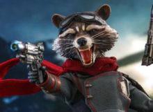 Avengers Endgame Rocket One Sixth Scale