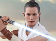 Star Wars Rise of Skywalker Rey & D-0 Sixth Scale Figure