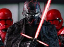 Star Wars Rise of Skywalker Kylo Ren Sixth Scale Figure