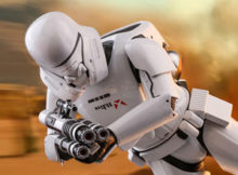 Star Wars The Rise Of Skywalker Jet Trooper Sixth Scale Figure