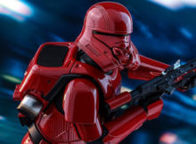 Star Wars The Rise Of Skywalker Sith Jet Trooper Sixth Scale Figure