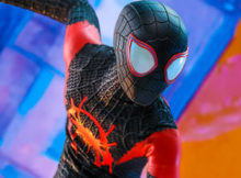 Spider-Man Into the Spider-Verse Miles Morales One Sixth Scale