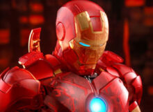 Iron Man Mark IV Holographic Version One Sixth Scale